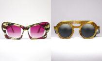 Nastassia Aleinikava a její třetí kolekce brýlí Utopie