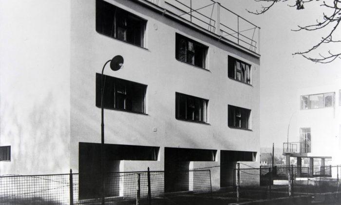Vychází publikace ounikátní kolonii Nový dům vBrně zroku 1928