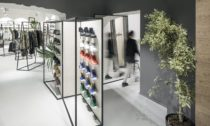 Nový obchod Queens v pražské ulici Jindřišká od designérů Boris Klimek a Lenka Damová