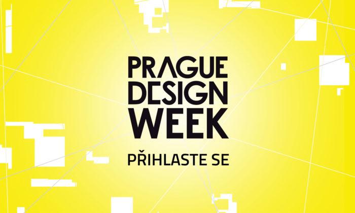 Prague Design Week 2018 vyzývá tvořivé designéry kukázce jejich tvorby