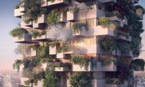 Trudo Vertical Forest vnizozemském Eindhovenu odStefano Boeri Architetti