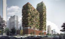Nanjing Vertical Forest od Stefano Boeri Architetti