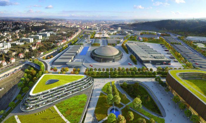 Brno vyhlásilo výsledky architektonické soutěže narozvoj aoživení areálu výstaviště