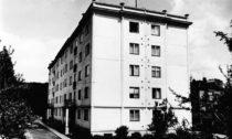 Hynek Adamec a Bohumír Kula: První panelový dom G40 ve Zlíně, 1953–1954