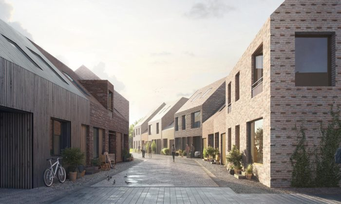 EFFEKT rozšíří nejstarší dánské město Ribe moderní avkusnou čtvrtí