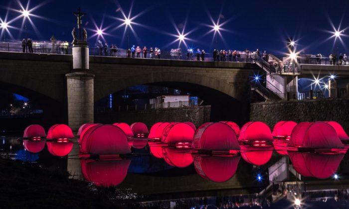 Plzeňský festival světla Blik Blik vbřeznu nabídne 16 světelných instalací