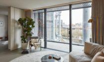 Zásobníky na plyn na King's Cross po konverzi na luxusní byty