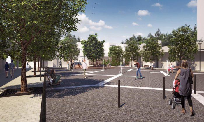 Halasovo náměstí vBrně sepromění podle návrhu městského architekta