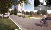 Halasovo náměstí v Brně po proměně
