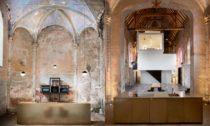 Kaple De Waterhond po konverzi na kanceláře Klaarchitectuur