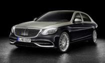 Mercedes-Maybach S-Class narok 2018