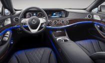 Mercedes-Maybach S-Class na rok 2018