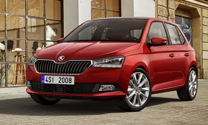 Škoda Auto výrazně omladila design modelů Fabia aFabia Combi