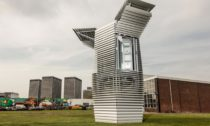 Smog Free Project od Studia Roosegaarde