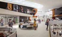 EuropaCity Centre Culturel Dédié au 7ème Art od UNStudio
