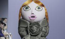 Módní kolekce Action Dolls odnizozemských návrhářů Viktor & Rolf