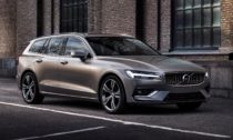 Volvo V60 nové generace narok 2018