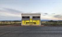 Matt Portch Prada, Marfa Architectural Sculpture Texas 2016
