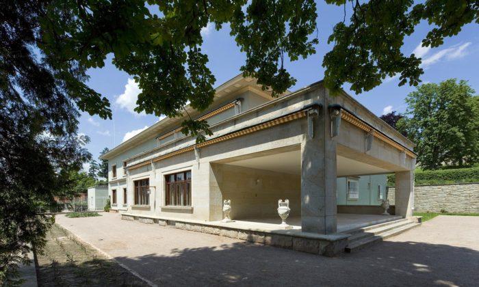 Vila Stiassni vystavuje fotografie manželů Loosových aodhaluje zákulisí vzniku staveb