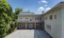 Vila Stiassni v Brně postavená podle návrhu Ernsta Wiesnera
