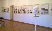Ukázka z výstavy Klára Becková – Loosová, svědkyně jedné epochy