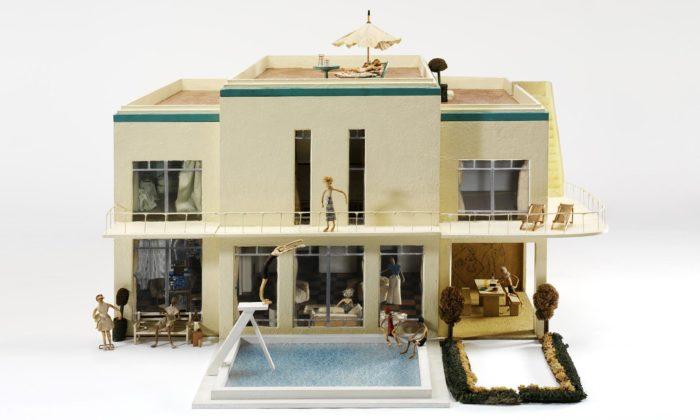 Praha vystavuje domečky pro panenky zlondýnského Victoria and Albert Museum