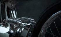 Bandit9 a jejich návrh motorky L-Concept