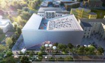 Národní divadlo vTiraně odateliéru BIG
