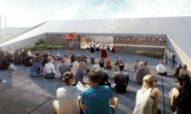 Národní divadlo v Tiraně od ateliéru BIG