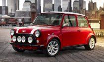 Klasické Mini Electic sčistě elektrickým pohonem