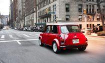 Klasické Mini Electic s čistě elektrickým pohonem