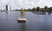 Marshall Blecher a plovoucí ostrov pro Kodaň