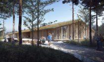 Muzeum Lesních Finů vNorsku odLipinski Lasovsky Johansson