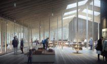 Muzeum Lesních Finů v Norsku od Lipinski Lasovsky Johansson