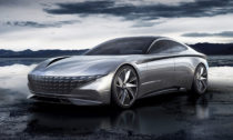 Hyundai akoncepční kreace Le Fil Rouge