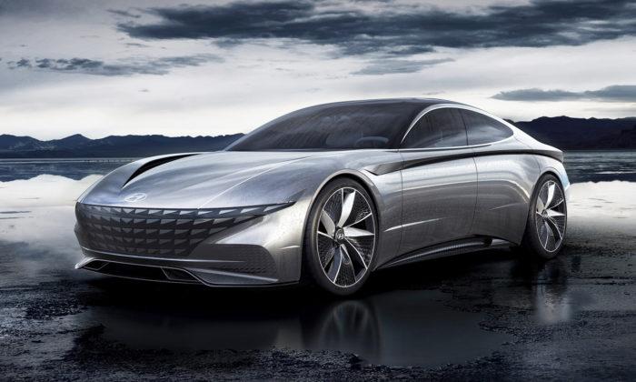 Koncept Le Fil Rouge ukazuje budoucnost designu automobilky Hyundai