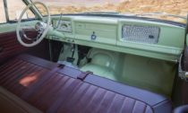 Koncept vozu Jeep Wagoneer Roadtrip