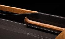 Monocoque Paddle Canoe od BorromeodeSilva