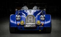 Morgan Plus 8 vevýročním provedení 50th Anniversary Edition