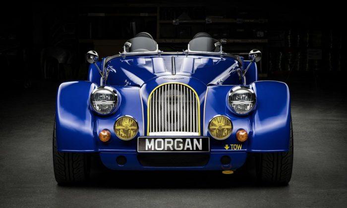 Morgan vyrobí ikonický roadster Plus 8 vlimitované výroční edici 50 kusů