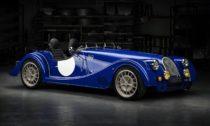 Morgan Plus 8 ve výročním provedení 50th Anniversary Edition