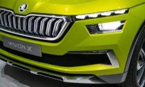 Škoda Vision X