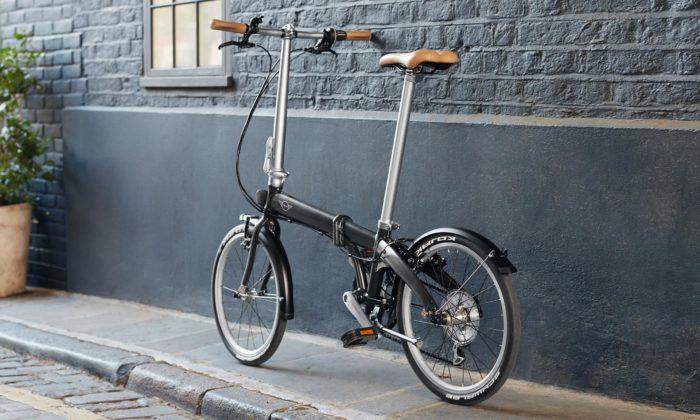 Mini udělalo ze skládacího kola elegantní dopravní prostředek doměsta