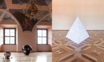 Vladimír Škoda a ukázka z výstavy Harmonices Mundi – Johannes Kepler