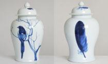 Jiří Straka a jeho porcelán Qinghua