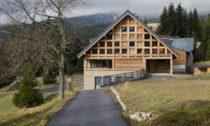 Ó hory, Ó hory, Ó hory: Horská chata v Krkonoších