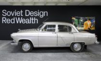 Ukázka z výstavy Soviet Design. Red Wealth