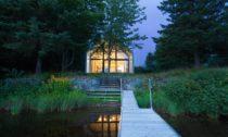 Window on the Lake v Kanadě od ateliéru YH2