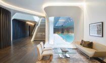 Bytový dům 520 West 28th od Zaha Hadid Architects