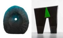 Andrea Stašková a ukázka z její sklářské tvorby